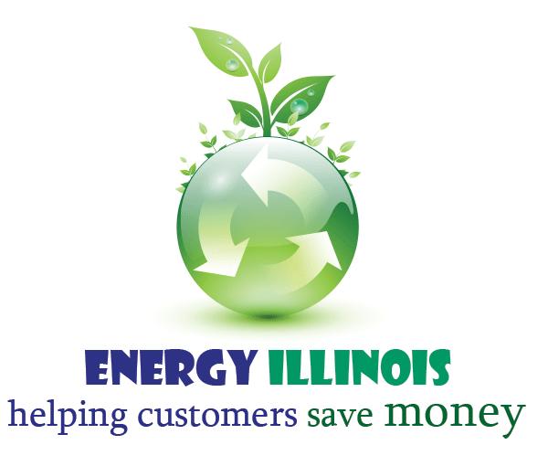 Energy Illinois Logo designed by Oregon Springfield Web Design - Darice Designs