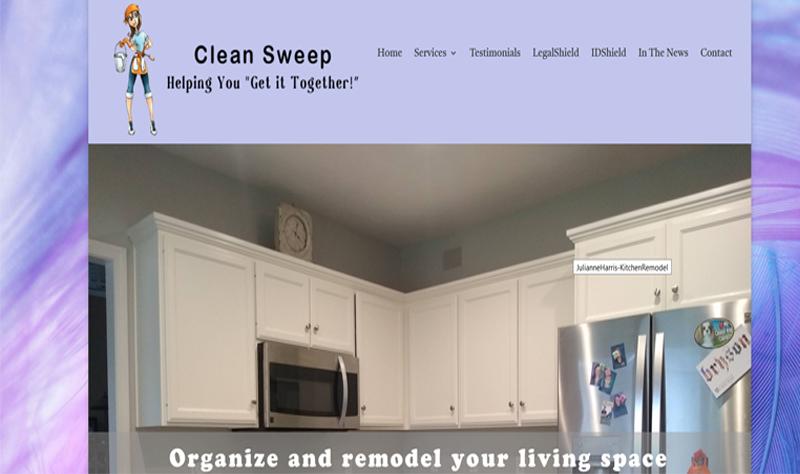 JulianneHarris-CleanSweep
